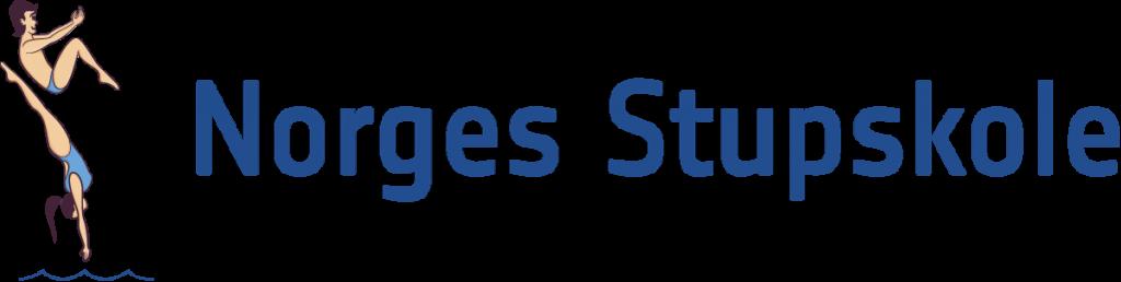 Logo - Norges stupskole