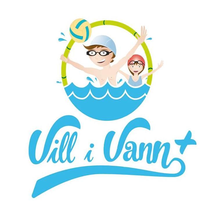Logo - Vill i vann+