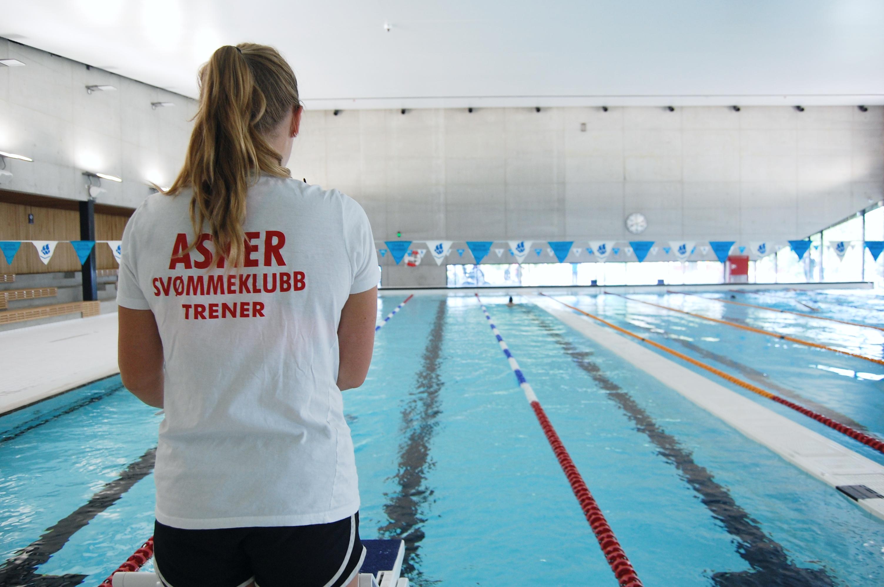 Asker svømmeklubb 35