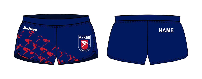 ASKER female shorts_22-01