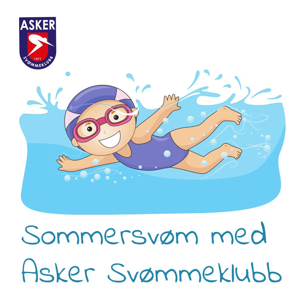 Sommersvøm, gratis svømmeopplæring